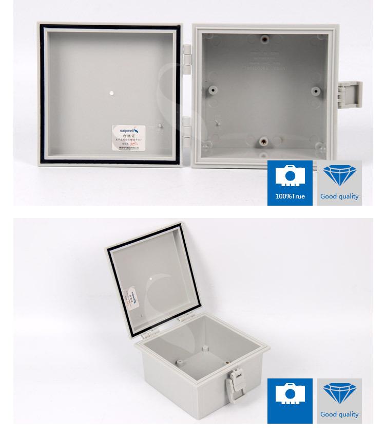 Hộp nhựa chống nước nhựa ABS kích thước 150*200*100mm