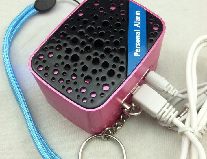 Thiết bị báo động phòng thân cá nhân và gọi giúp đỡ nâng cấp bằng báo động âm thanh