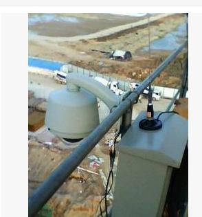 Thiết bị giám sát không dây dành cho cần cẩu