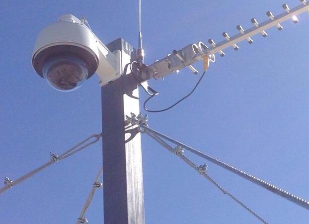 Hệ thống giám sát video không dây 2.4