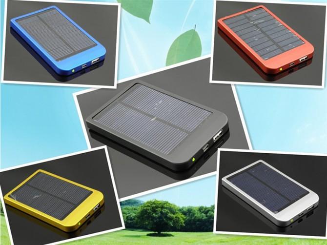 Sạc dự bị năng lượng mặt trời