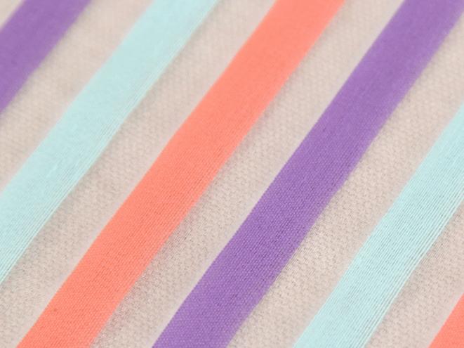 Vải sọc chuyên dùng ho thời trang nữ xuân hè
