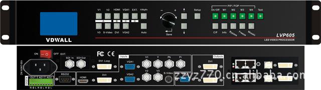 Bộ kết nối, xử lý hình ảnh video LVP605 HD