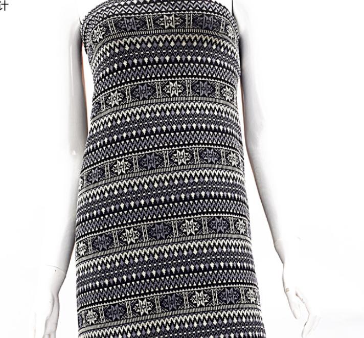 Vải jacquard cao cấp chuyên dùng cho thời trang nam xuân hè zw132