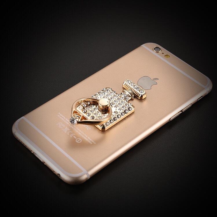 Creative universal phone ring metal buckle 360 DROP Universal diamond ring multifunctional lazy brac