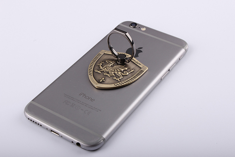 phụ kiện chống lưng điện thoại  The new all-metal shields the phone ring bracket lazy phone holder