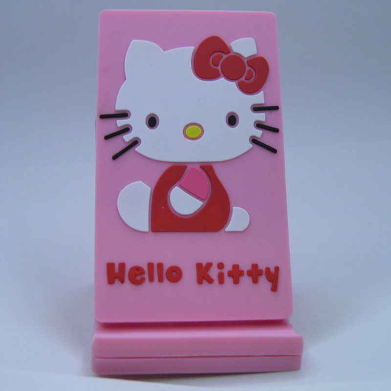 New limited-time promotion lazy phone support frame by frame cartoon cat universal phone holder whol