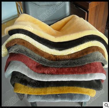 Da dê    Factory direct imported from Australia sheepskin /] [Island of sheep shearing / wool garmen