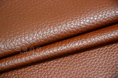 da   Classic TC big embossed leather fabric green half PU leather bags decorated artificial leather