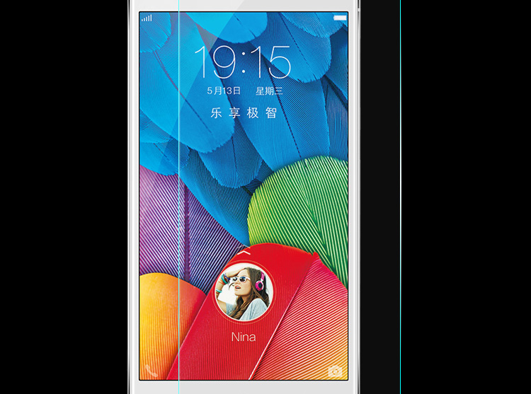 Miếng dán cường lực  Apple ipod touch 6 glass film touch5 steel explosion-proof membrane film HD ito