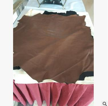 Da dê    Manufacturers supply new polishing sheep leather uppers first layer of leather clothing