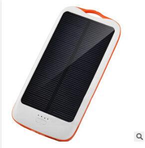Pin sạc năng lượng mặt trời 11000mAh