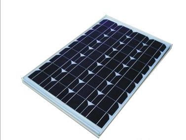 tấm pin mặt trời 70 w  đơn tinh thể 18V