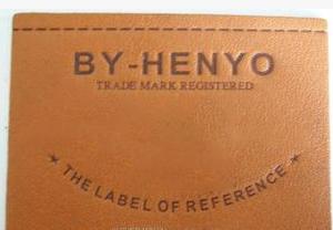 Da bò chuyên dùng sản xuất tem logo quần Jean