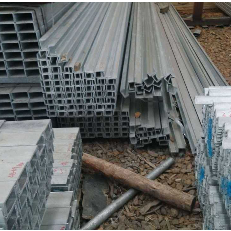 Equilateral angle steel galvanized angle Q235 complete specifications and price concessions processa
