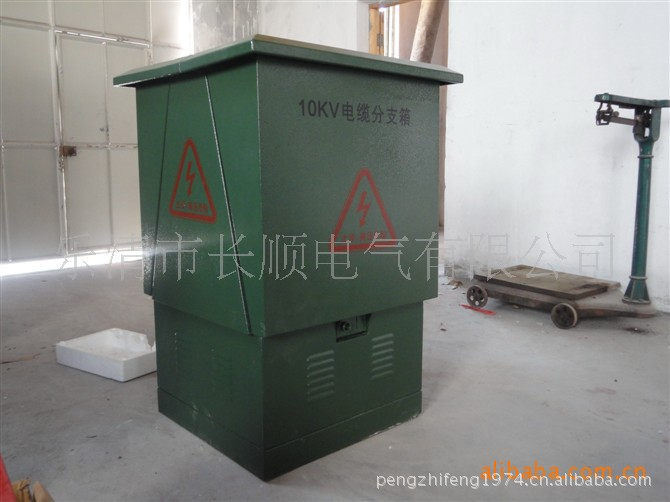 Hộp phân phối cáp  Specializing in the production of outdoor 10 kv cable connection box high voltage