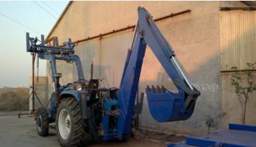 Máy đào đất  After excavator price, Weifang factory