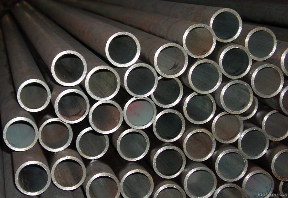 Liaocheng shelf small-caliber precision steel 16MN seamless steel pipe