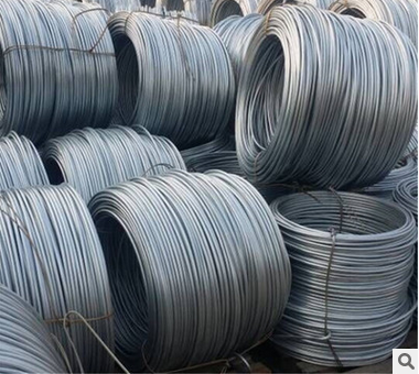 Acting major steel producing q235 q235 P line Yuhua wire rod price production of galvanized wire