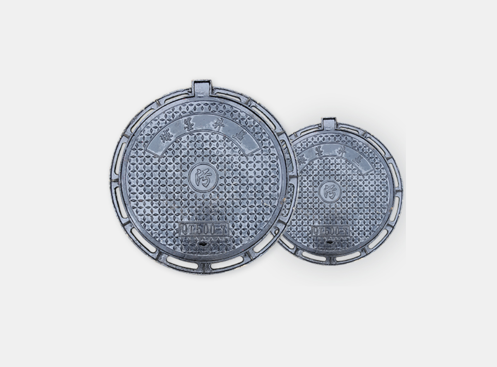 Manhole covers round of municipal stormwater sewer manhole cover sewage weak 1000 * 1200 B125