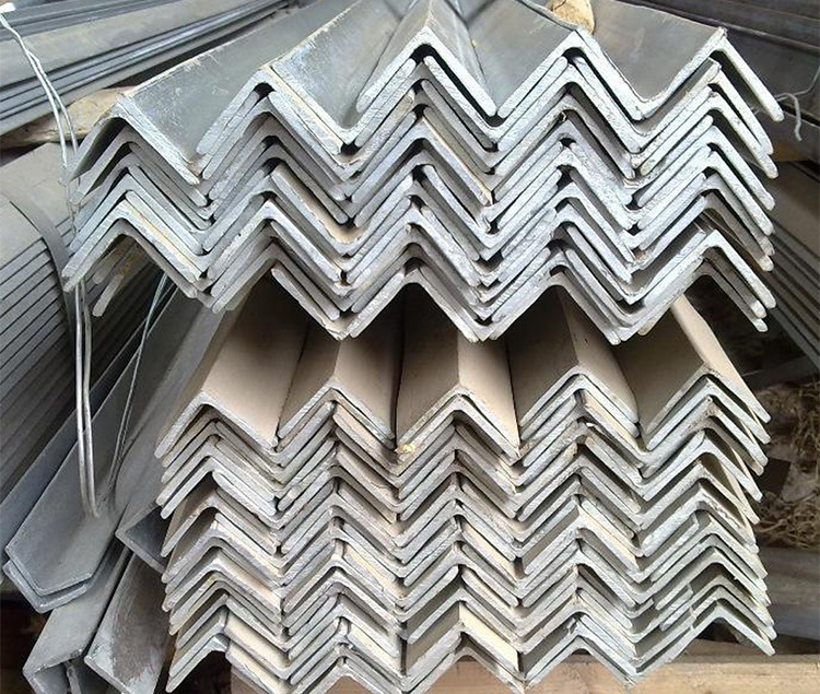 Thép chữ V  Equilateral angle steel angle iron model Q235 spot Rizhao steel price optimization comp