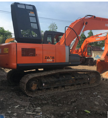 Máy đào đất   Shanghai companies sell low-priced second-hand Komatsu excavator 360 brands produced