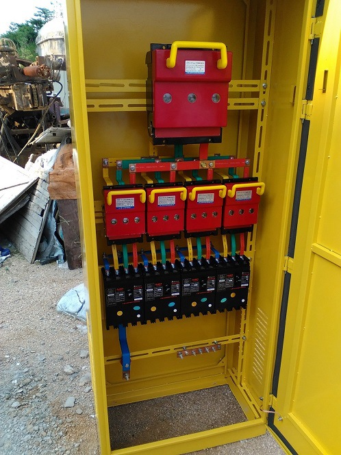 tủ điện   Shenzhen factory direct power distribution cabinets, distribution boxes, two distribution