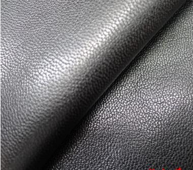 Da dê Vegetable-tanned goatskin water quality black dye style high dermal material