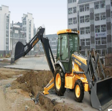 Backhoe excavator factory direct Guangzhou