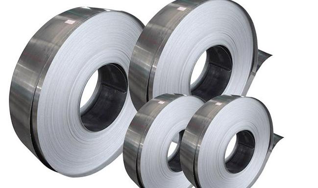 Tôn cuộn Q195Q195L bright strip, galvanized steel, black Strip withdrawal good