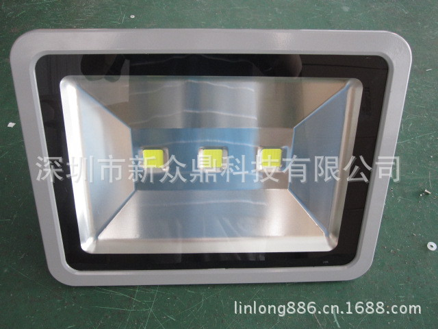 Vỏ chụp đèn chiếu điểm  150 w project-light lamp shell suite led floodlight shell condenser project