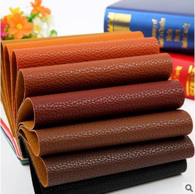 da   Semi-pu embossed leather upholstered leather sofa fabric thick hard leather bag fabric wholesa