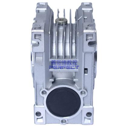 Flange RV30 / 40/50/63 worm reducer with 60/86/90/110/130 servo / stepper motor