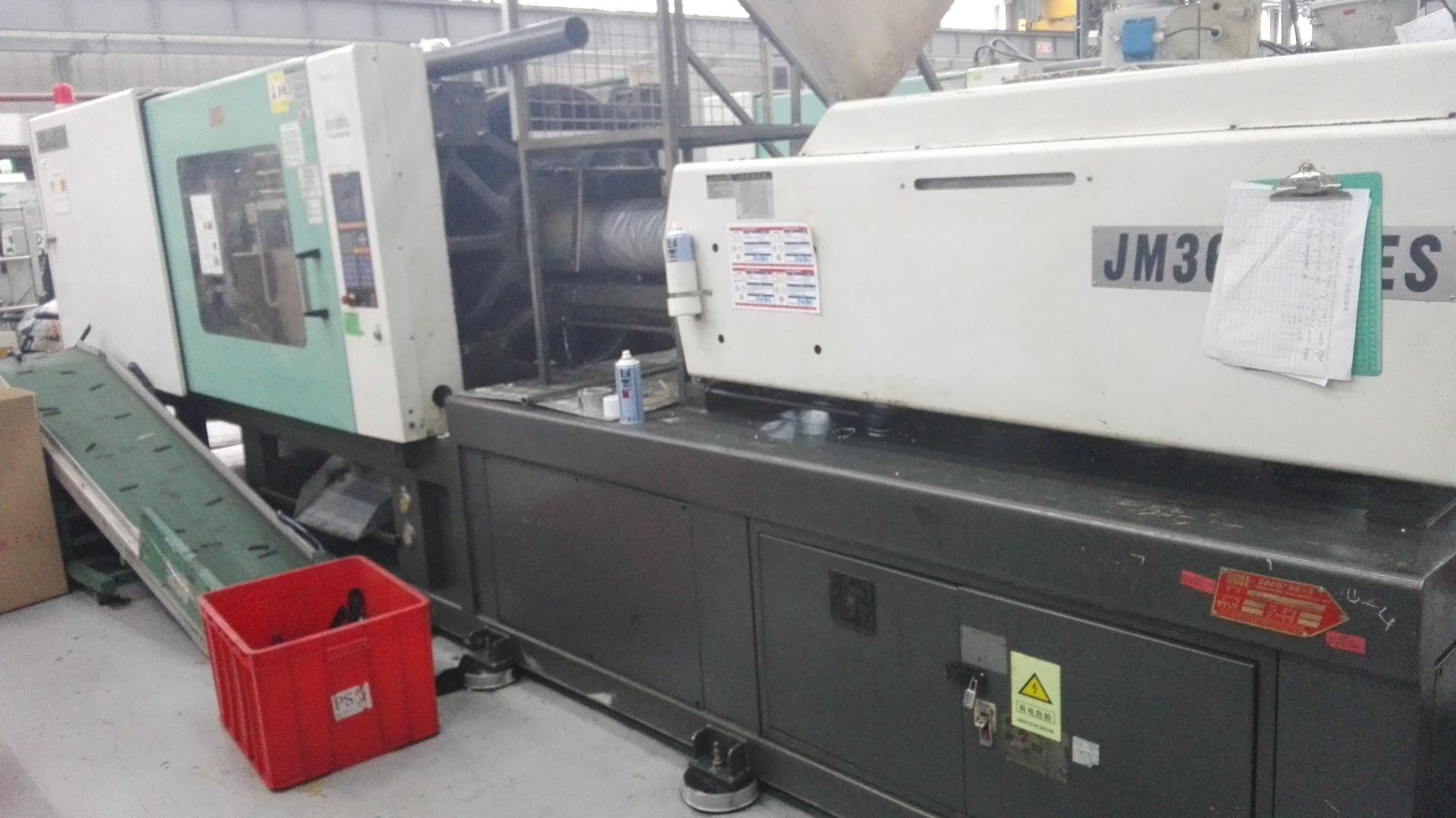 Máy ép nhựa   Sell Hongkong earthquake male 368C/ES power saving pump used injection molding machin