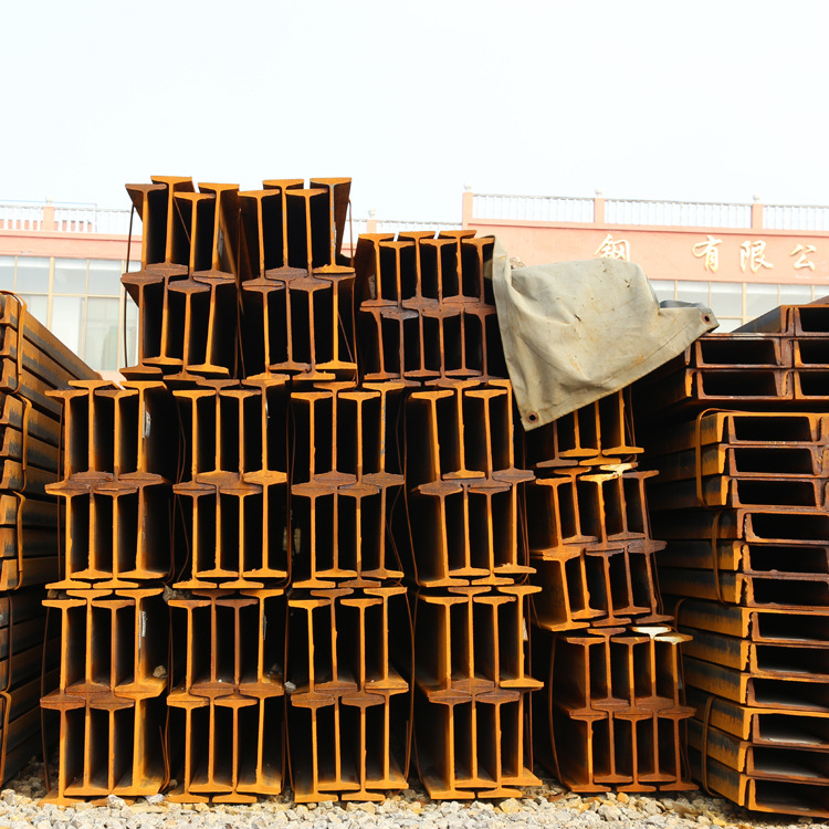 Thép ch ữ I Long-term cash sale of hot-rolled H-beam steel beam spot beam GB Regulation $