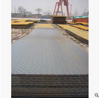Thép tấm   Wuxi UNFF plate material 45 # steel A3 steel Q235 Q345 checkered iron