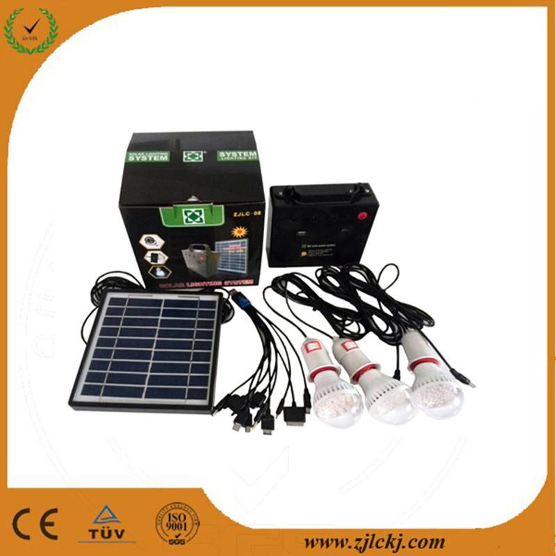 Bộ nguồn di động năng lượng mặt trời cao cấp
