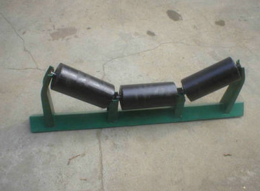 The packing type main driven roller of the steel support roller groove type bracket of the non power