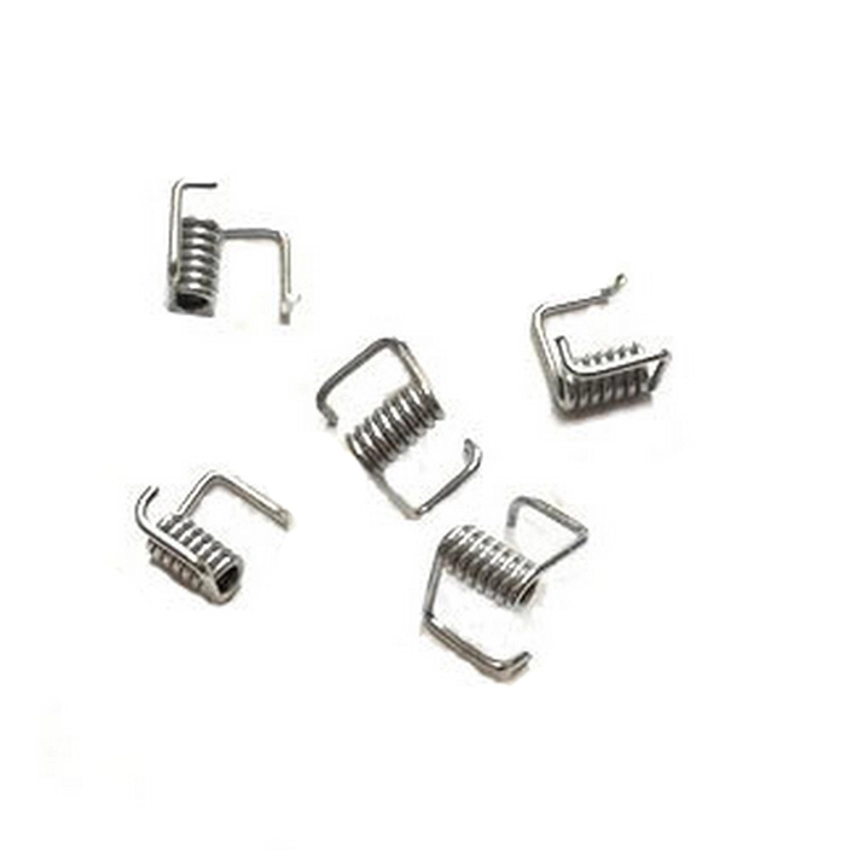 10PCS 3D Printer Accessory Stainless Steel Torsional Spring(Intl)