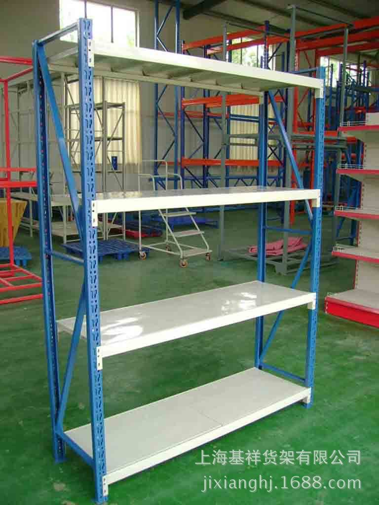 Factory direct light warehouse shelves can be assembled removably professional custom storage shelve