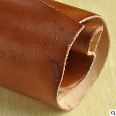 Da bò   Factory direct import of vegetable-tanned cowhide leather AA grade green tree lamb leather 2