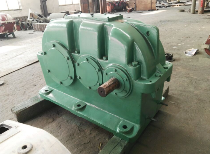 Cylindrical gear reducer ZLY 200 ZLY224 ZLY 250 ZLY 280 Hardened reducer ZLY