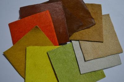 Da ngựa   Factory direct environmental horsehair leopard print horse hair fashion furniture horse ha