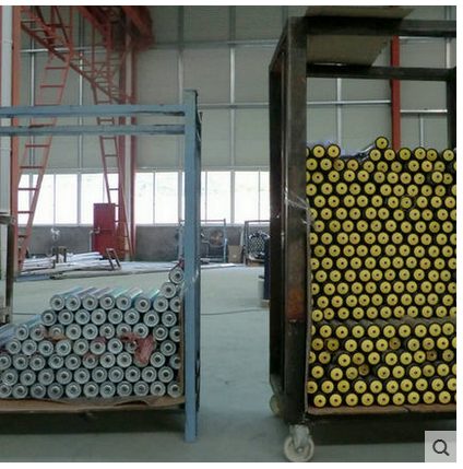 Assembly line roller Stainless steel drum galvanized roll of non-standard custom conveyor roller rol