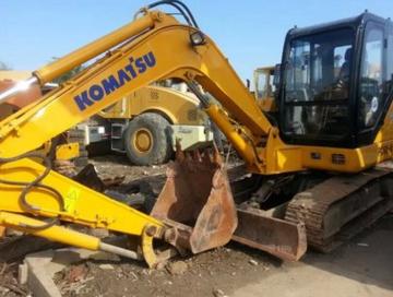 Máy đào đất  Used Komatsu PC 60 mini excavator excavator