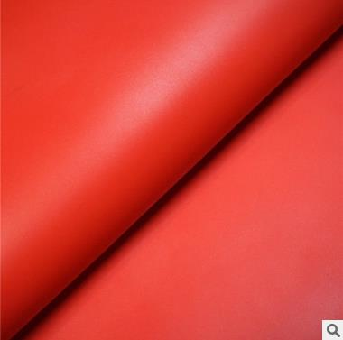 Da bò Factory direct high-quality leather first layer of cow leather matt paint cowhide leather yell