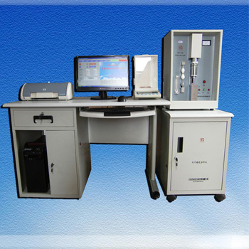 Dụng cụ phân tích  Supply: HBH-2008D infrared carbon and sulfur analyzer, analytical instruments ar