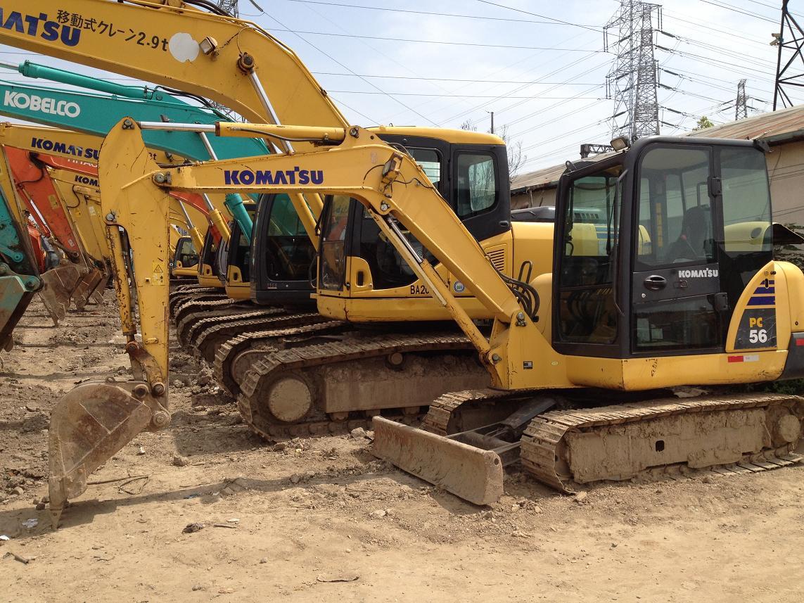 Máy đào đất  Used Komatsu Hitachi 200 excavator, mini excavator Yuchai 13/18/20