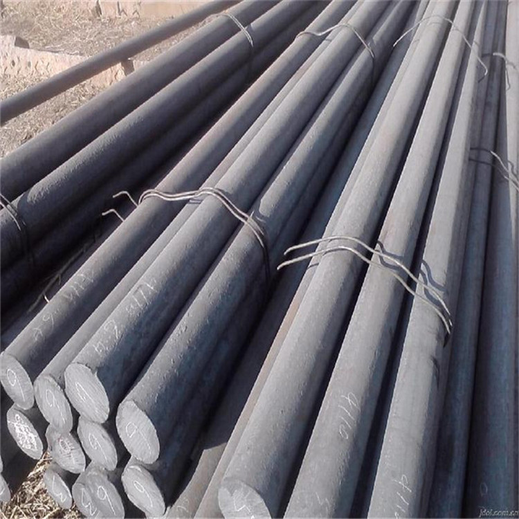 Chongqing professional supplier of industrial Cape round 20 # / 45 # round steel Q235B galvanized gr