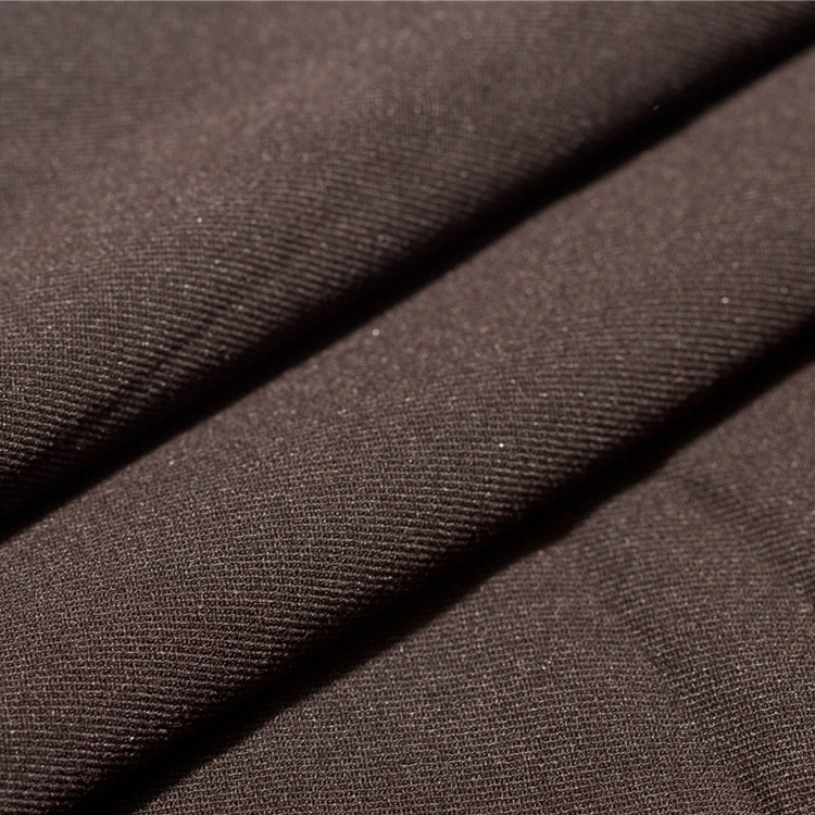 Vải pha sợi   TR elastic cloth blended serge Weitan